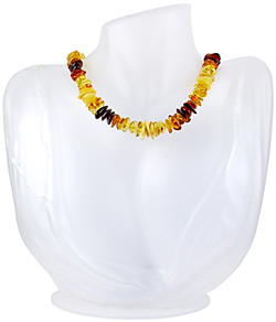 Baltic Amber Beads Necklace Art.ABA098