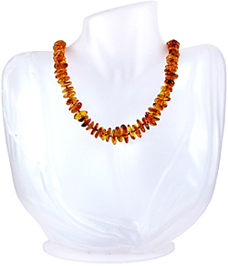 Baltic Amber Beads Necklace Art.ABA001