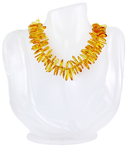 Baltic Amber Beads Necklace Art.ABA109