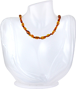 Baltic Amber Beads Necklace Art.ABA093