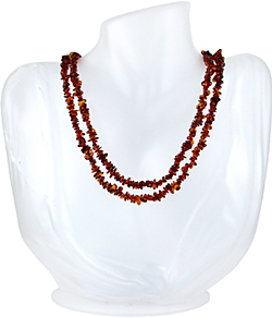 Baltic Amber Beads Necklace Art.ABA049