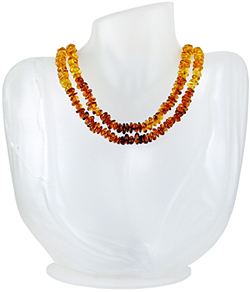 Baltic Amber Beads Necklace Art.ABA095