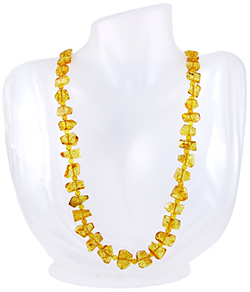 Baltic Amber Beads Necklace Art.ABA073