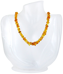 Baltic Amber Beads Necklace Art.ABA104
