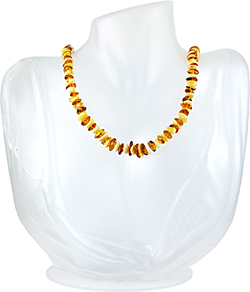 Baltic Amber Beads Necklace Art.ABA102