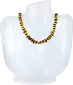 Baltic Amber Beads Necklace Art.ABA103