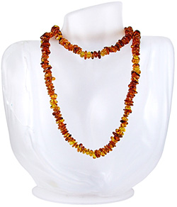Baltic Amber Beads Necklace Art.ABA105