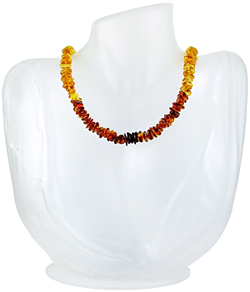 Baltic Amber Beads Necklace Art.ABA099