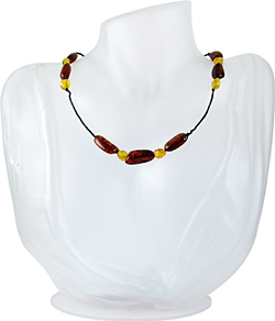 Baltic Amber Beads Necklace Art.ABA058