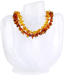 Baltic Amber Beads Necklace Art.ABA108