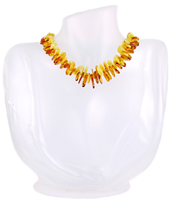 Baltic Amber Beads Necklace Art.ABA106