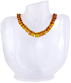 Baltic Amber Beads Necklace Art.ABA032