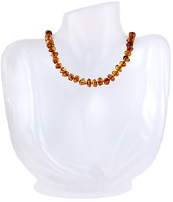 Baltic Amber Beads Necklace Art.ABA038