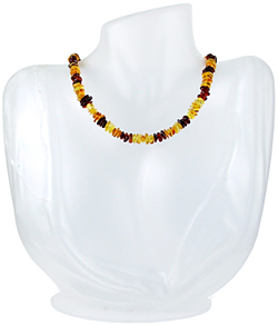 Baltic Amber Beads Necklace Art.ABA097