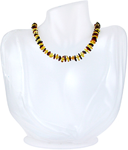 Baltic Amber Beads Necklace Art.ABA096