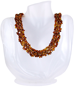 Baltic Amber Beads Necklace Art.ABA113