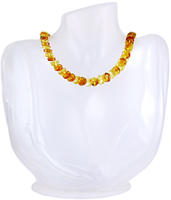 Baltic Amber Beads Necklace Art.ABA094