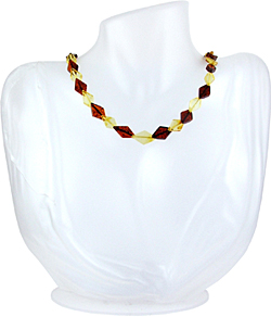 Baltic Amber Beads Necklace Art.ABA090