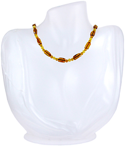 Baltic Amber Beads Necklace Art.ABA084