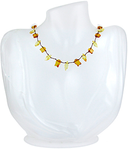 Baltic Amber Beads Necklace Art.ABA060