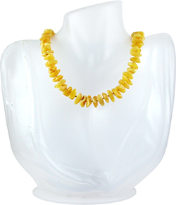 Baltic Amber Beads Necklace Art.ABA003