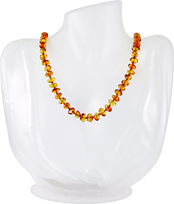 Baltic Amber Beads Necklace Art.ABA091