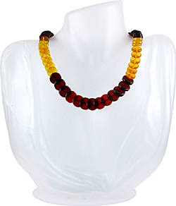 Baltic Amber Beads Necklace Art.ABA055